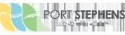 Port Stephens Funding Finder Logo